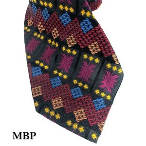 *2 for $35* Bold Printed Neck Tie - MBP